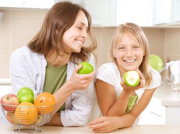 Dietas y alimentación para adolescentes