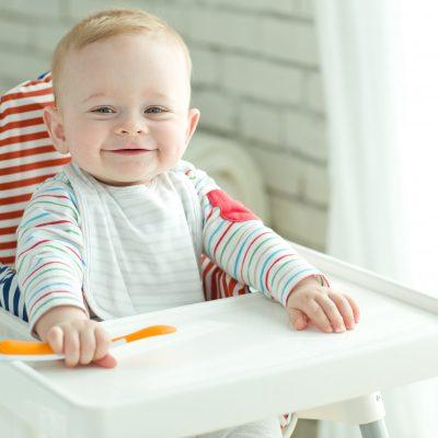 BLW – Baby-led Weaning