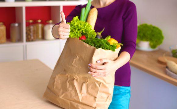 Hacer la compra saludable