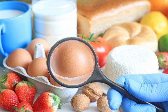 Alergenos alimentarios