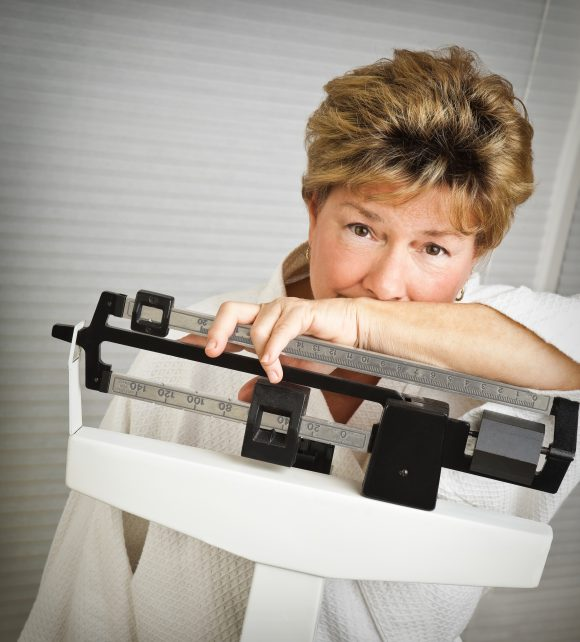 dieta para perder peso en menopausia
