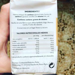 leer etiquetas alimentarias