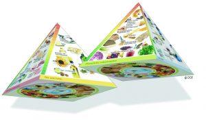 piramide en 3D de alemania