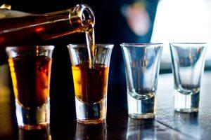 bebida y reflujo