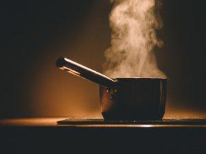 cocinar con problemas de estomago