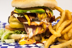 colesterol y comida
