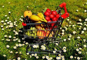 hacer la compra sana