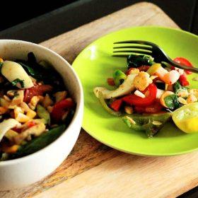 Menú saludable para verano