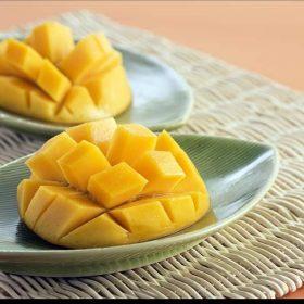 #TemporadaDeRecetas Agosto – Mango