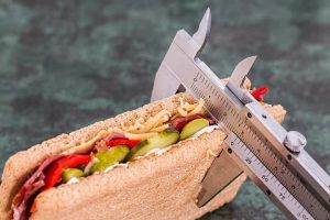 comida sana y dieta disociada