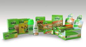productos para la dieta de la zona