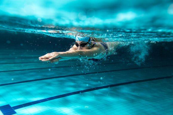 Dieta para natación