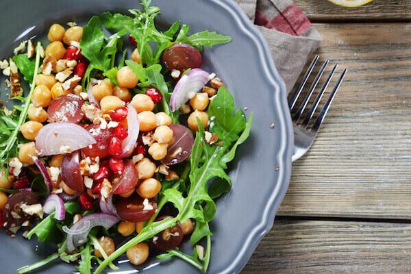 proteinas en dieta vegana