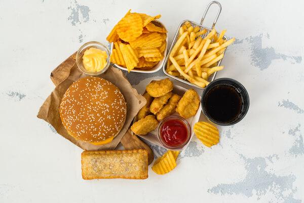 productos ultraprocesados y colesterol