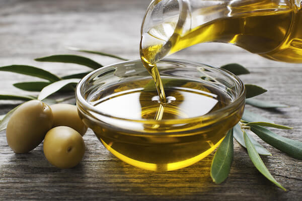 consumo de aceite y colesterol