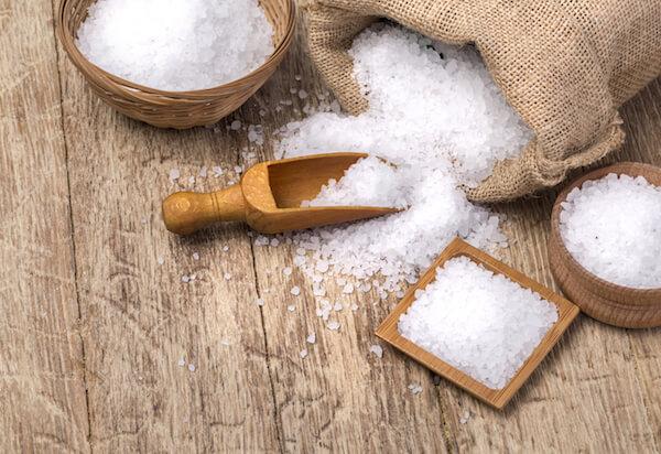 consumo de sal con hipertension
