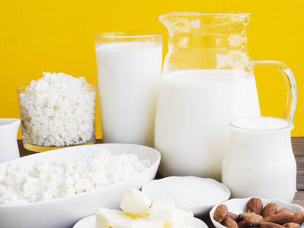 alimentos poco aconsejados intolerancia lactosa