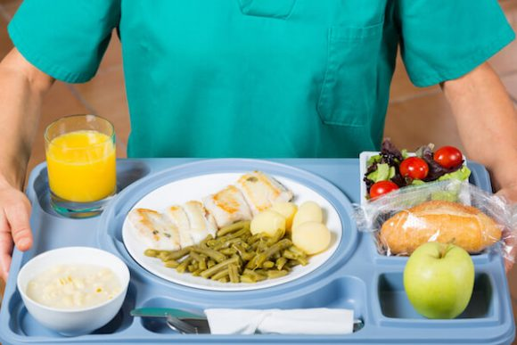 Dieta basal – Dieta hospitalaria