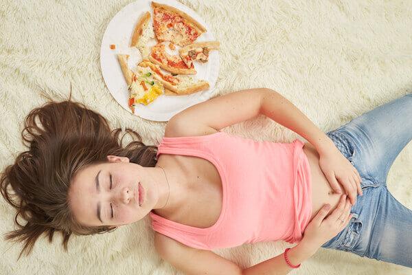 atracones en bulimia