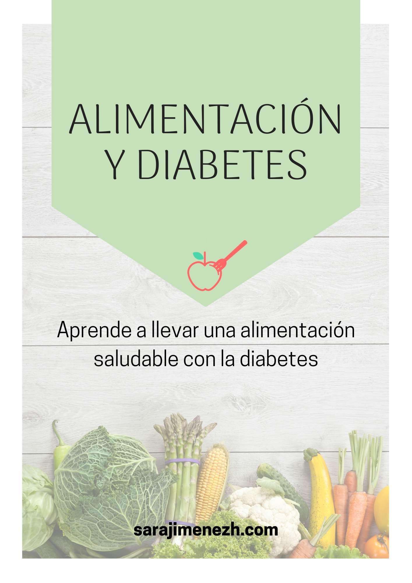 eBook – Alimentación con diabetes