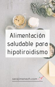 eBook – Alimentación en Hipotiroidismo