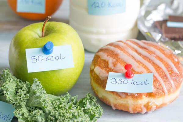 como hacer dieta baja en calorias