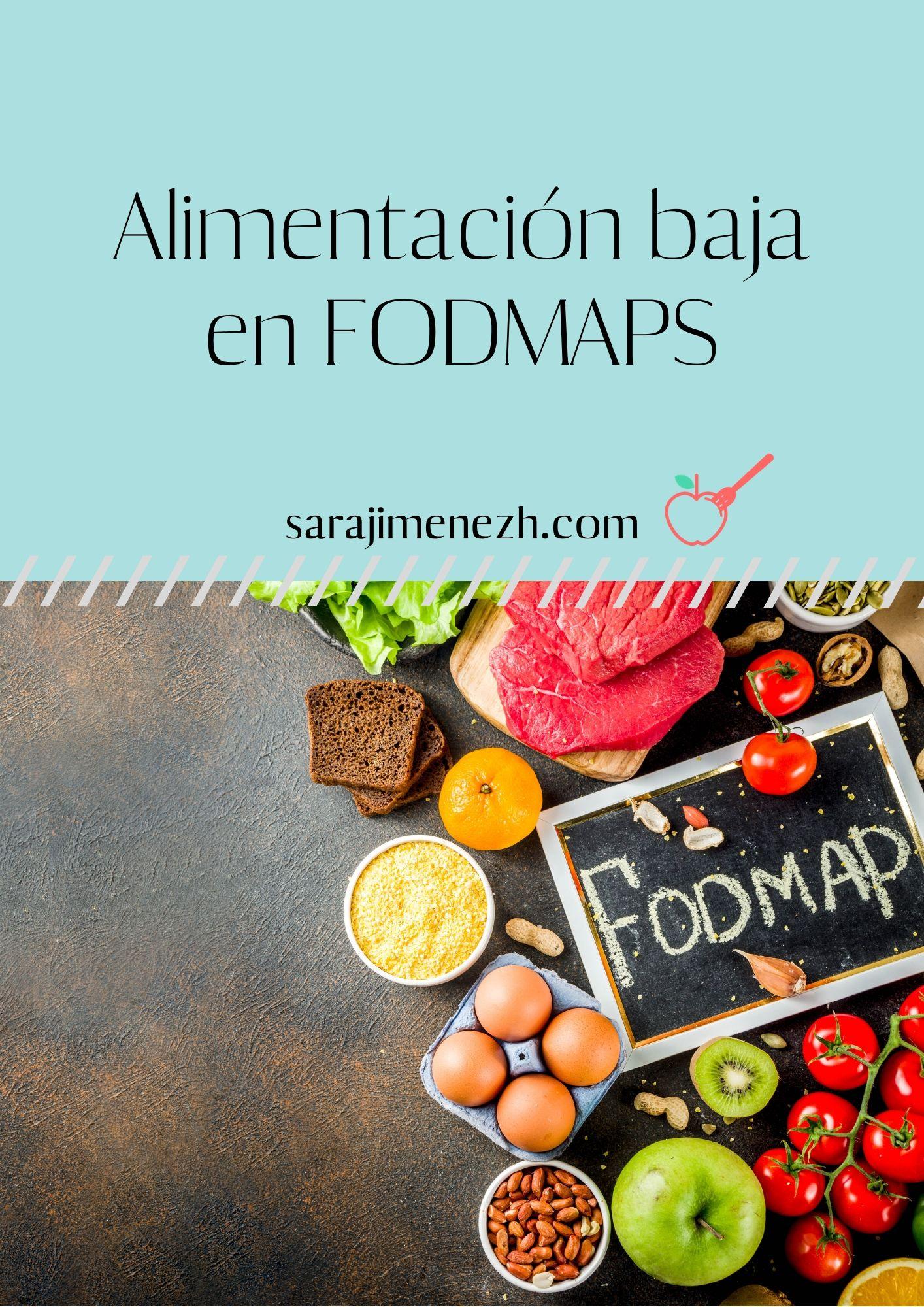 eBook – Alimentación baja en FODMAPS
